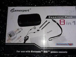 Brand New Gamexpert Essential Pack  8 In 1 For Nintendo DSI
