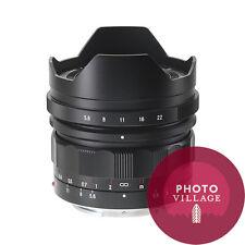 Voigtlander 12mm f/5.6 FE Ultra-wide Heliar Asph Sony E-mount Lens