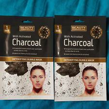 Detoxifying Bubble Mask With Activated CHARCOAL from Beauty Formulas