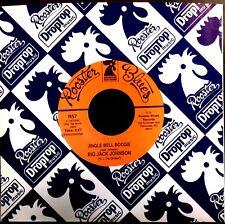 MISSISSIPPI DELTA CHRISTMAS BLUES 45: BIG JACK JOHNSON Jingle Bell Boogie