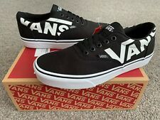 VANS Doheny Mens Trainers, Black - Size 7