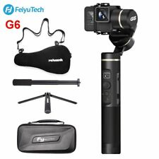 US Warehouse Feiyu G6 3-Axis Handheld Gimbal for GoPro Hero 6/5/4/3 W/Tripod+Bag