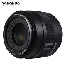 YONGNUO YN50mm F1.4 Standard Prime Lens Large Aperture Auto Focus Lens for Canon