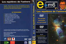 28311 // DVD N° 1 COLLECTION E=M6 LES MYSTERES DE L'UNIVERS   DVD NEUF