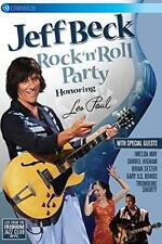 Jeff Beck - Rock 'N' Roll Party Honouring Les Paul - ev classics (NEW DVD)