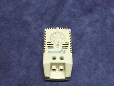 Pfannenberg Flz530 Thermostat 30 140 Degrees Fahrenheit Din Mount 240vac Ip20