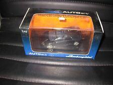 1/43 AUTOart LAMBORGHINI MURCIELAGO CONCEPT CAR METALLIC BLACK AWESOME MODEL