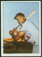 Original Autograph of Earl Robinson of the Baltimore Orioles on a 1978 TCMA Card