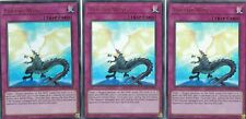 YUGIOH  3 X TYRANT WING - LCKC-EN054 LEGENDARY COLLECTION KAIBA  ULTRA