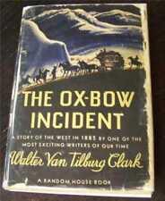 CLARK, WALTER VAN TILBURG The Ox-Bow Incident 1940 SIGNED