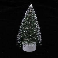1/12 Scale Dollhouse Miniature LED Light Christmas Tree Any Room Garden Yard