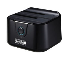 CineRAID CR-H232 Home Series USB 3.0 Dual Bay Hard Drive Dock