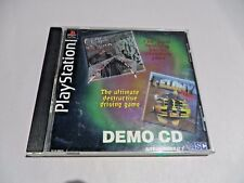 CLOCK TOWER / Felony 11-79 DEMO DISK  PS1  PLAYSTATION  from ASCII ULTRA RARE