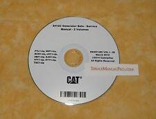 RENR1385 Caterpillar 3412C Generator Set Factory Service Repair Shop Manual