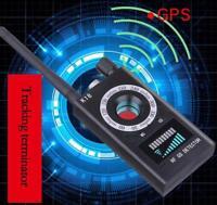 1x K18 RF Signal Detector Anti-spy Detector Camera GPS Scan GSM Audio Finder New