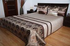 Tagesdecke Bettüberwurf Kissenhüllen Set NEAPEL BETT- SET 240x 220 cm 845-2 NEU