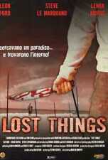 LOST THINGS  DVD THRILLER