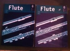 FLUTE First Grade Series 2 AMEB Australian Music Examination Board Books X 2