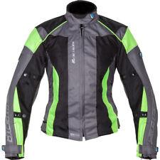 SPADA Ladies Air Pro 2 Textile Waterproof Motorcycle Motorbike Jacket Fluo 16