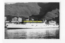 rp6053 - Spanish Ferry- Ciudad de Huesca , built 1955 - photo 6x4
