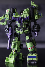 Transformers - MakeToys Giant Type-61 - 3rd Party Devastator - MIB
