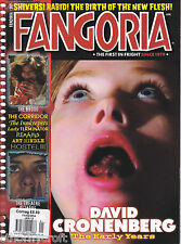 FANGORIA #309 The Brood Corridor Innkeepers Lady Terminator Remains Art Hindle