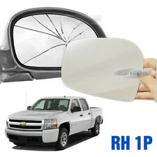 Replacement Side Mirror RH 1P + Adhesive for CHEVROLET 1999-07 Silverado