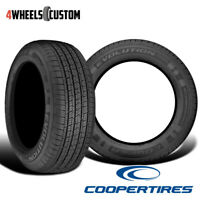 2 X New Cooper Evolution Tour 195/65R15 91H Tires