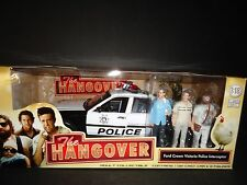Greenlight Ford Crown Victoria Interceptor The Hangover with 3 figures 1/18