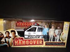 Luz Verde Ford Crown Victoria Interceptor The Hangover con 3 figuras 1/18