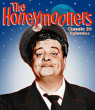 THE HONEYMOONERS - THE CLASSIC 39 EPISODES [BLU-RAY BOXSET] - NEW BLU-RAY BOXSET