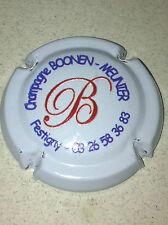 Capsule de champagne BOONEN-MEUNIER (8. B en relief)