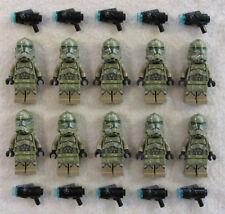 10 NEW LEGO STAR WARS 41ST KASHYYYK CLONE TROOPER MINIFIG LOT minifigure 75035