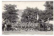 Chaux De Fonds - Cortege Historique Photo Postcard 1910