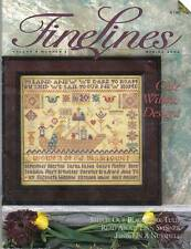 FineLines Magazine Spring 2004 Vol 8 No 4