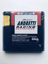 Mario Andretti Racing (1994 SEGA Genesis Video Game)