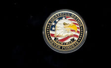United States POW MIA Grateful Nation Never Forgets Challenge Coin