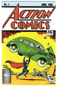 Action Comics #1 (1988) VF/NM DC Comics