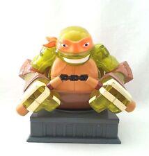 TMNT Teenage Mutant Ninja Turtles Light-Up Michelangelo Bust Tech 4 Kids