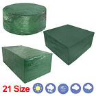 Garden Patio Furniture Covers Waterproof Cube Table Chair Set Pe Cover Outdoor