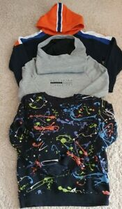Boys Next Hoodies & Jumper Bundle. Age 9.  Excellent Condition.