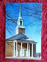 THE  CALVARY  BAPTIST  CHURCH  MARYLAND  COLOUR  POSTCARD  [498]