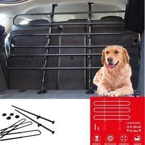 GRIGLIA separatrice TRASPORTO cane da auto H85>128CM L85>150CM DELUXE D1 OSSO