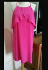 COOPER STREET WILDFIRE Cocktail DRESS PINK Size 10 BNWT RRP $139.95