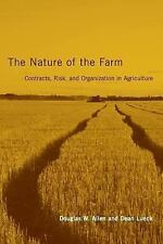 The Nature of the Farm: Contracts, Risk, and Organization in Agriculture (MIT P