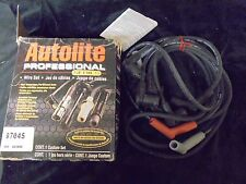 Autolite Spark Plug Wire Set-Professional Series  97045  6 cylinder