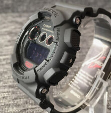 CASIO G SHOCK GD-120MB-1ER MISSION BLACK 4TIME ZONES DIGITAL WR 200M BRAND NEW