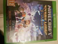 Minecraft: Story Mode  A Telltale Game Series  Season Pass Disc Xbox one