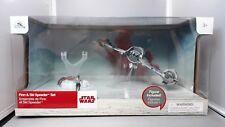 Disney Star Wars Finn & Ski Speeder Set