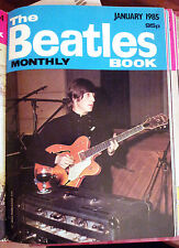 The Beatles Book Monthly Magazine No. 105 Jan 1985